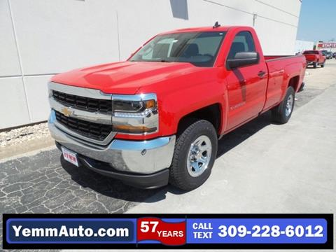 2017 Chevrolet Silverado 1500 for sale in Galesburg, IL