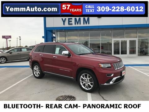 2014 Jeep Grand Cherokee for sale in Galesburg, IL