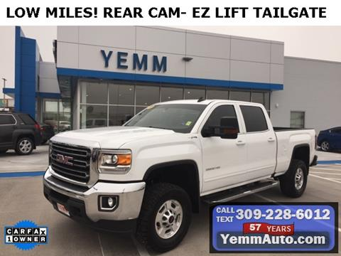 2017 GMC Sierra 2500HD for sale in Galesburg, IL