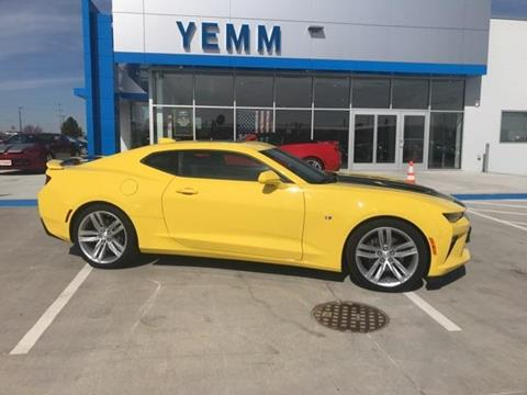 2017 Chevrolet Camaro for sale in Galesburg, IL