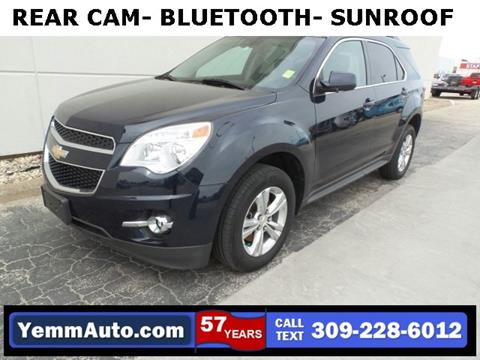 2015 Chevrolet Equinox for sale in Galesburg, IL