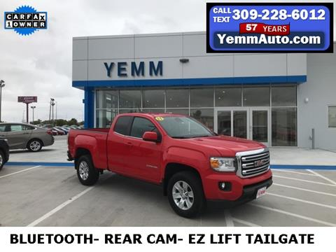 2015 GMC Canyon for sale in Galesburg, IL