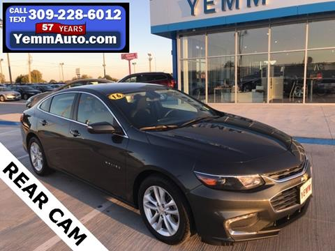 2016 Chevrolet Malibu for sale in Galesburg, IL