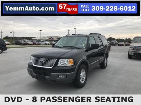 2006 Ford Expedition for sale in Galesburg, IL