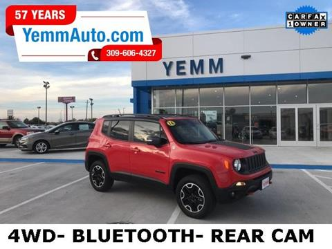 2016 Jeep Renegade for sale in Galesburg, IL