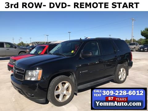 2007 Chevrolet Tahoe for sale in Galesburg, IL