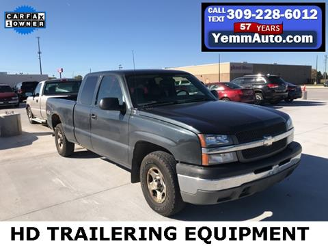 2004 Chevrolet Silverado 1500 for sale in Galesburg, IL