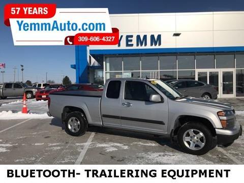 2012 Chevrolet Colorado for sale in Galesburg, IL