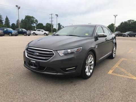 2018 Ford Taurus for sale in Galesburg, IL