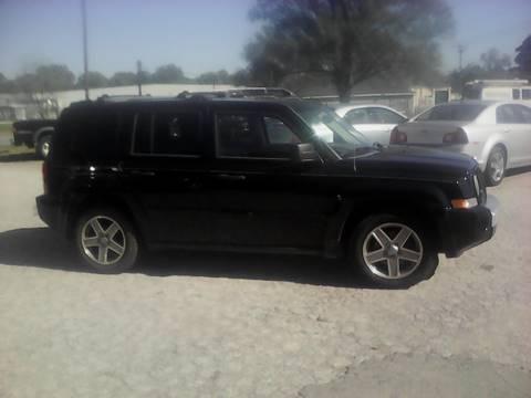 2007 Jeep Patriot for sale in Sedalia, MO