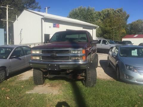 1996 Chevrolet C/K 1500 Series for sale in Sedalia, MO