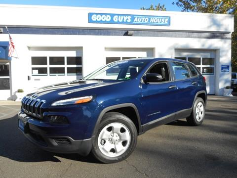 2014 Jeep Cherokee for sale in Southington, CT