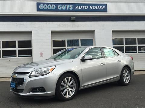 2014 Chevrolet Malibu for sale in Southington, CT