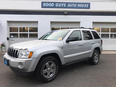 used 2006 jeep grand cherokee for sale in connecticut. Black Bedroom Furniture Sets. Home Design Ideas