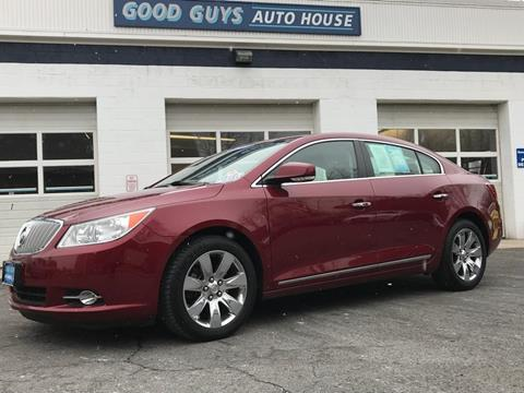 2010 Buick LaCrosse for sale in Southington, CT