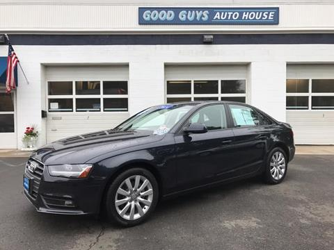 2014 Audi A4 for sale in Southington, CT