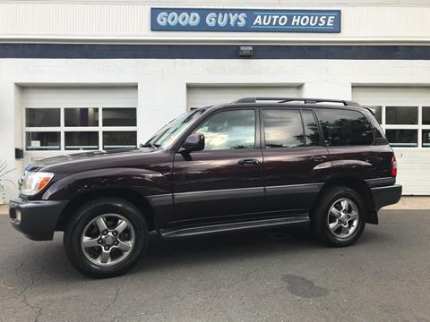 2007 Toyota Land Cruiser For Sale In Southington, CT