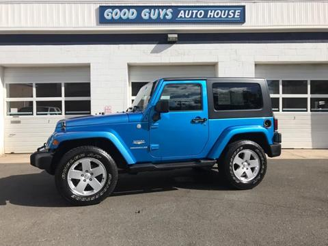 2010 Jeep Wrangler for sale in Southington, CT