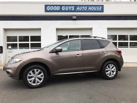 2011 Nissan Murano for sale in Southington, CT