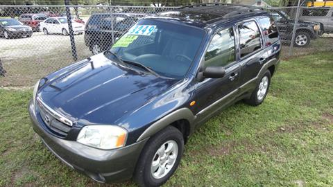 2004 Mazda Tribute for sale in Tampa, FL