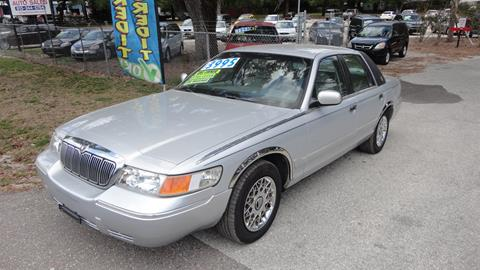 2002 Mercury Grand Marquis for sale in Tampa, FL