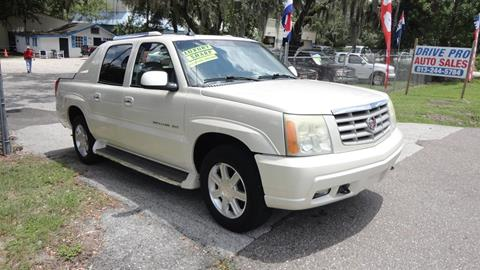2005 Cadillac Escalade EXT for sale in Tampa, FL