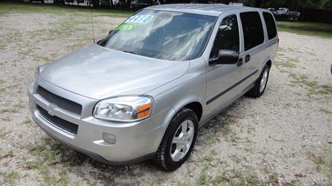 2008 Chevrolet Uplander for sale in Tampa, FL