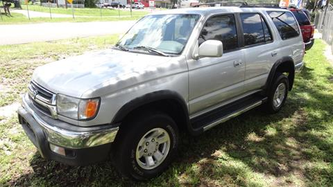 2002 Toyota 4Runner for sale in Tampa, FL