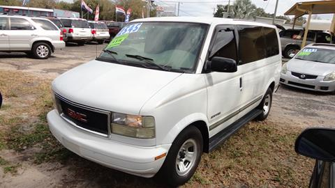 1998 GMC Safari for sale in Tampa, FL