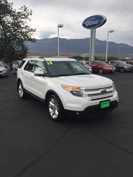 2014 Ford Explorer for sale in Richfield, UT