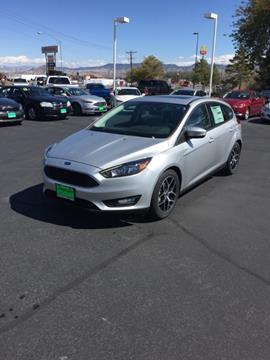 2017 Ford Focus for sale in Richfield, UT