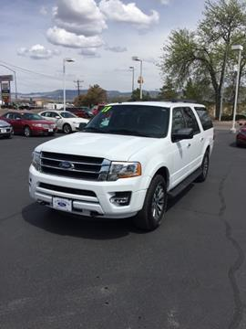 2017 Ford Expedition EL for sale in Richfield, UT