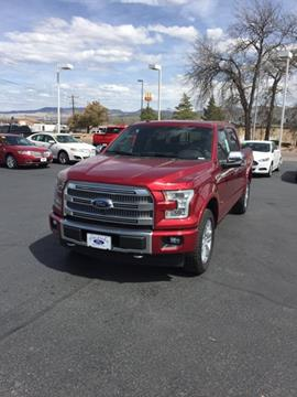 2017 Ford F-150 for sale in Richfield, UT