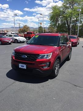 2017 Ford Explorer for sale in Richfield, UT