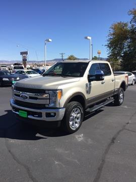 2017 Ford F-250 Super Duty for sale in Richfield, UT