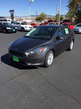 2017 Ford Focus for sale in Richfield, UT