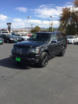 2015 Lincoln Navigator for sale in Richfield, UT