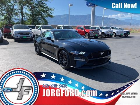 2019 Ford Mustang for sale in Richfield, UT