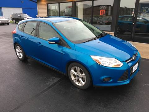 2014 Ford Focus for sale in Appleton, WI