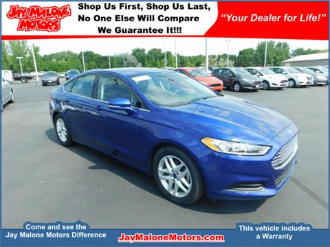 2016 Ford Fusion for sale in Hutchinson MN