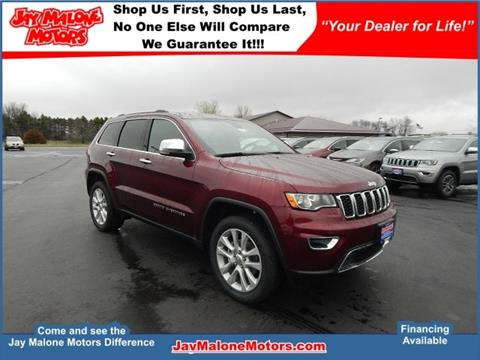 2017 Jeep Grand Cherokee for sale in Hutchinson, MN