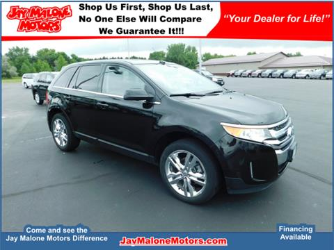 2013 Ford Edge for sale in Hutchinson, MN