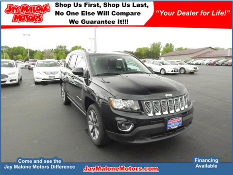 2017 Jeep Compass for sale in Hutchinson MN