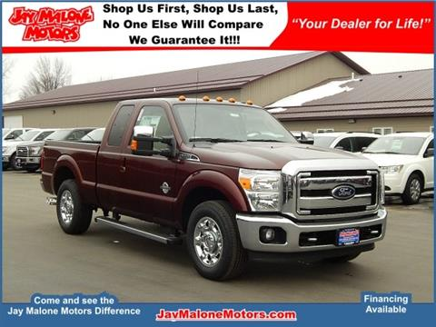 2016 Ford F-250 Super Duty for sale in Hutchinson, MN