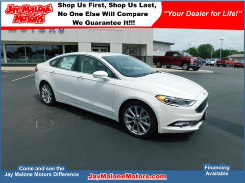 2017 Ford Fusion for sale in Hutchinson, MN