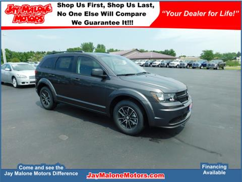 2017 Dodge Journey for sale in Hutchinson MN
