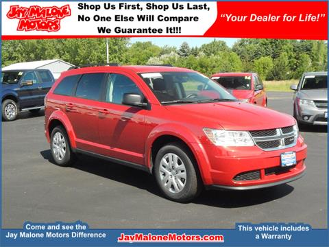 2016 Dodge Journey for sale in Hutchinson MN