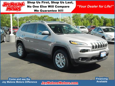 2017 Jeep Cherokee for sale in Hutchinson MN