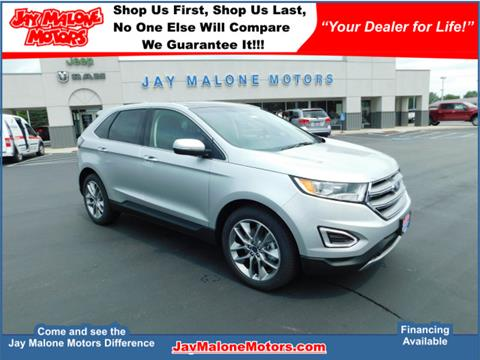 2017 Ford Edge for sale in Hutchinson, MN