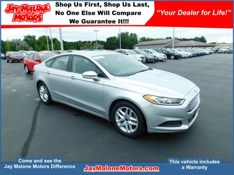 2014 Ford Fusion for sale in Hutchinson, MN